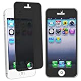 Anti-Spy Privacy Screen Protector Compatible with iPhone 5S / iPhone 5C / iPhone 5
