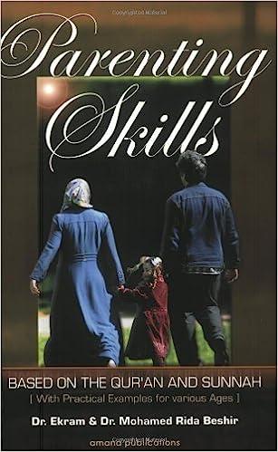 Islamic Parenting-Parenting Skills