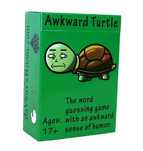 Awkward Turtle - The Adult Party Game with a Crude Sense of Humor by da Vinci's Room