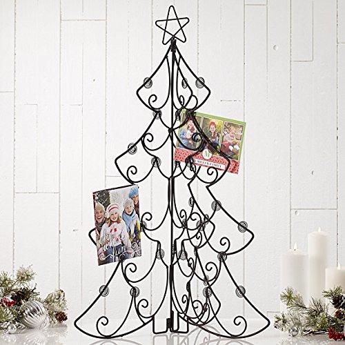 LARGE Christmas Card Amp Photo Holder Display Folding Tree