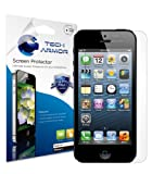 iPhone 5 High Definition (HD) Clear Screen Protector [3-Pack] - Retail Packaging