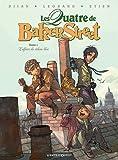 Les Quatre de Baker Street, Tome 1 : L\'affaire du rideau bleu par Jean-Blaise Djian