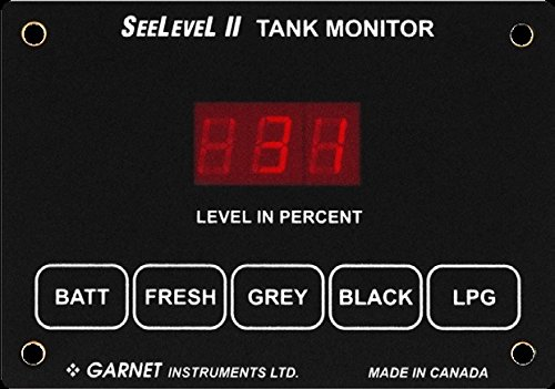 Amazon.com: SeeLevel 709 We selected the SeeLevel system for monitoring our holding tank levels.