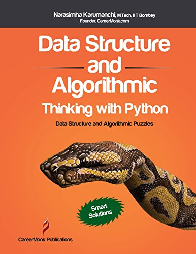 Data Structure and Algorithmic Thinking with Python