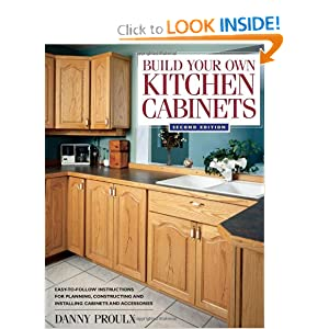 Kitchen Cabinet Building Plans