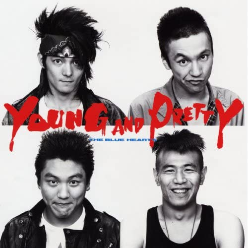 YOUNG AND PRETTYをAmazonでチェック!