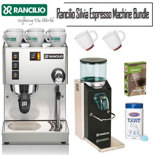 Cheapest Rancilio Silvia Amp Rocky Nondoser Espresso