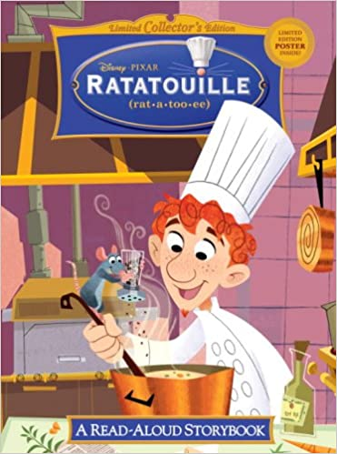 Ratatouille; Happy Family Blog