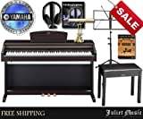 Yamaha Arius YDP181 YDP-181 88-Key Digital Piano Delux bundle with free gifts