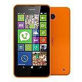 Nokia Lumia 630 Dual SIM (simフリー, 8GB, orange, 並行輸入品)