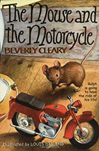 "Cover of ""The Mouse and the Motorcycle"""