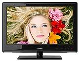 Thomson 26HS5246C 66 cm (26 Zoll) LED-Backlight-Fernseher, Energieeffizienzklasse A (HD-Ready, DVB-C/-T Tuner) schwarz