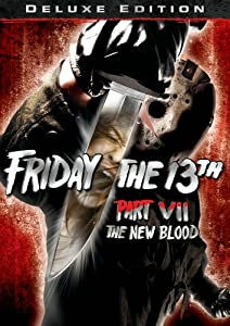 """Cover of """"Friday the 13th, Part VII - The..."""