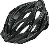 ABUS Herren/Uni Fahrradhelm Gambit, Onyx black, 54-58 cm