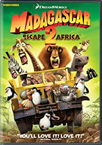 "Cover of ""Madagascar - Escape 2 Africa (W..."