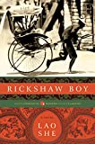 Rickshaw Boy: A Novel