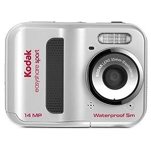 Kodak EasyShare Sport C135Waterproof Digital Camera