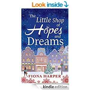 The Little Shop of Hopes and Dreams (Mills & Boon M&B)
