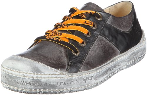 Eject DASS E-14005/1-V1, Herren Sneaker, Grau (kanvas/maracana grey/black 3162), EU 41