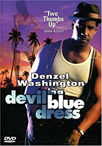 "Cover of ""Devil in a Blue Dress"""