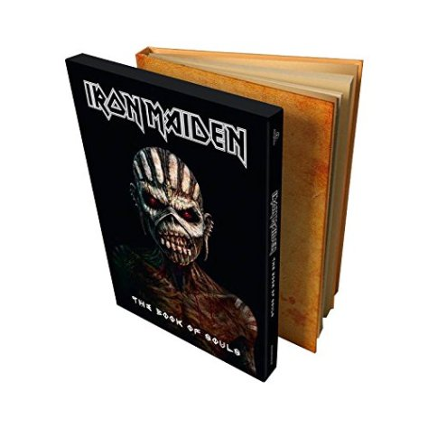 Iron Maiden-The Book Of Souls-DELUXE EDITION-2CD-FLAC-2015-DeVOiD Download