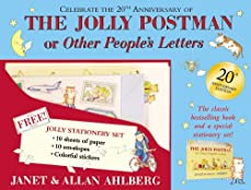 "Cover of ""The Jolly Postman"""