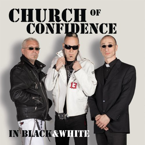 Church Of Confidence-In Black And White-CD-FLAC-2013-NBFLAC Download