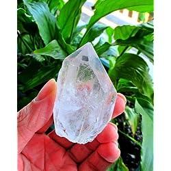 Clear Quartz Crystal Cluster / Quartz Point / Healing & Meditation