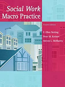 "Cover of ""Social Work Macro Practice (4th..."