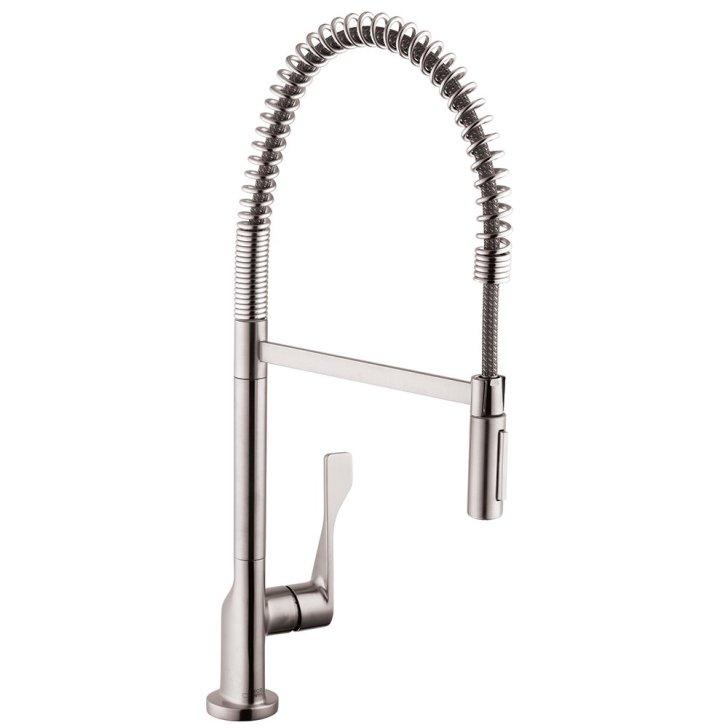 Citterio Semi Pro Kitchen Faucet Affordable Pre Wash