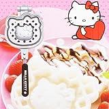 [Hello Kitty] Carus eats cake waffle maker series