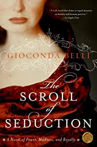 """Cover of """"The Scroll of Seduction: A Nove..."""