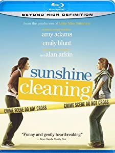 "Cover of ""Sunshine Cleaning [Blu-ray]"""