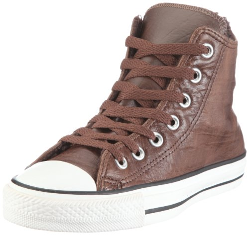 Converse CT AS Hi Leather Chestnur 119171, Unisex - Erwachsene Sneaker, Braun (chestnut), EU 44 (US 10)