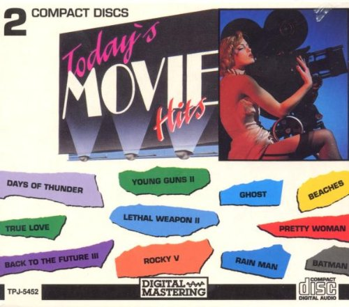 Vol. 1-2-Today's Movie Hits