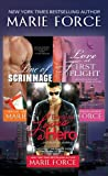 Marie Force Bundle: Line of Scrimmage, Love at First Flight, Everyone Loves a Hero