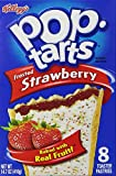 Kellogg's Pop Tarts Strawberry, Frosted, 8 ct, 14.7 oz