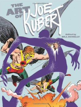 The Art of Joe Kubert (The Joe Kubert Archives), edited by Bill Schelly, Mr. Media Interview