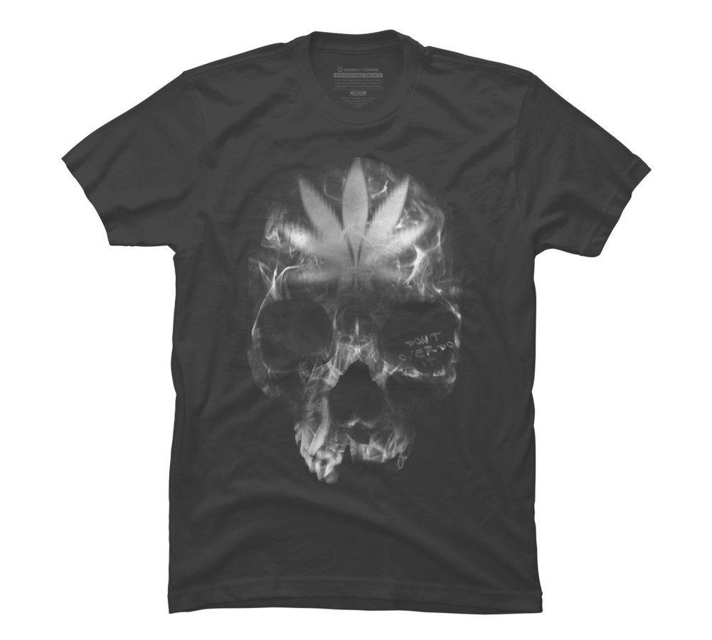 Don't Overdo It Men's Graphic T Shirt - Design By Humans