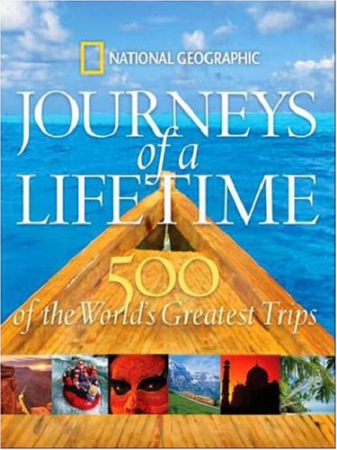 500 of the World's Greatest Trips
