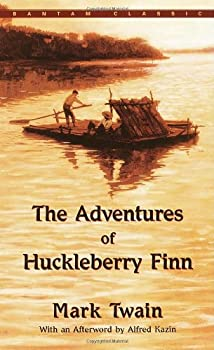 "Cover of ""The Adventures of Huckleberry F..."