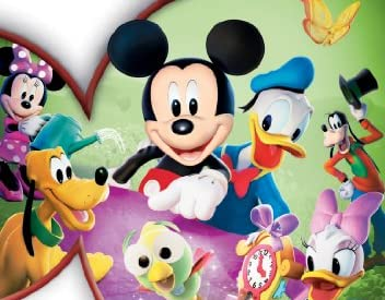 Mickey Mouse Clubhouse: Mickey's Adventures in Wonderland [Import anglais]