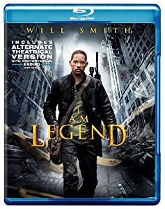 "Cover of ""I Am Legend [Blu-ray]"""
