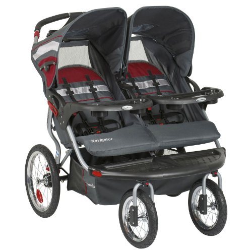 Reviews Baby Trend Navigator Double Jogger Stroller ...