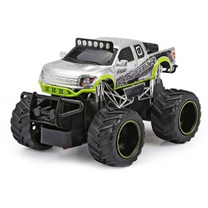 124-RC-Full-Function-Raptor-Silver