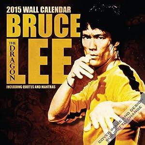 Bruce Lee 2015 Calendar
