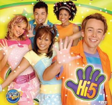 Hi-5 Season 2 [DVD] [Import]