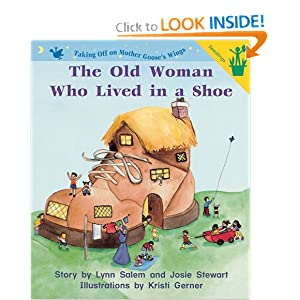 the little old woman who lived in the shoe
