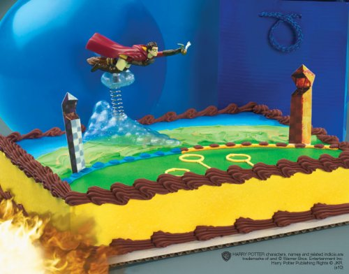 Harry Birthday Potter Cake Walmart