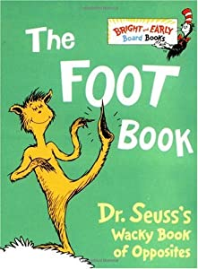 "Cover of ""The Foot Book: Dr. Seuss's Wack..."